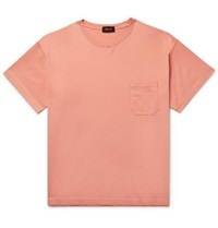 Chimala Cotton Jersey T Shirt Pink