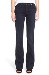 Women's 7 For All Mankind 'Kimmie' Bootcut Jeans Slim Illusion Dark Madrid Nght