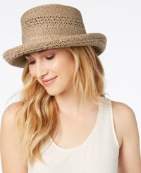 Nine West Packable Cloche Sand Heather