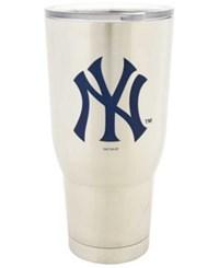 Memory Company New York Yankees 32Oz Stainless Steel Keeper Silver
