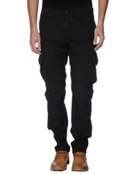 Monocrom Casual Pants Black