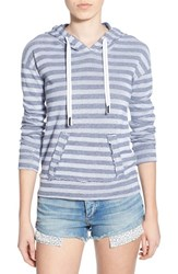 Women's Stateside Stripe Thermal Hoodie