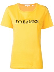 Chinti And Parker Dreamer T Shirt Yellow