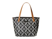 Petunia Pickle Bottom Glazed Downtown Tote Mini Secrets Of Salvador Tote Handbags Gray