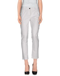 Napapijri Trousers Casual Trousers Women Light Grey