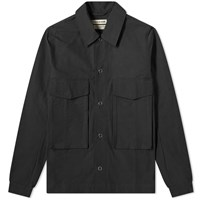 A Kind Of Guise Grand Overshirt Black