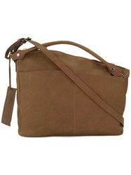 Marsell Shoulder Bag Brown