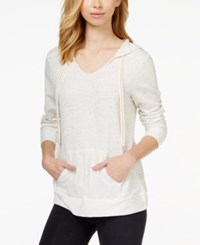 Alfani Hooded Pajama Top Only At Macy's