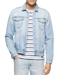 Calvin Klein Jeans Denim Jacket Blue