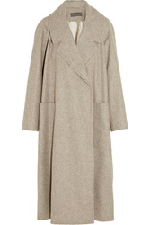 Lemaire Oversized Wool Blend Coat