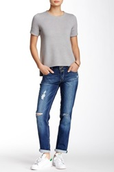 Jolt Decon Boyfriend Jean Juniors Blue