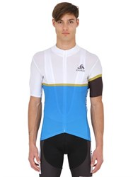 Odlo Kamikaze Zip Up T Shirt