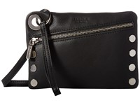 Hammitt Nash Small Black Silver Handbags