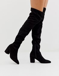Call It Spring By Aldo Ashely Knee High Boots In Black