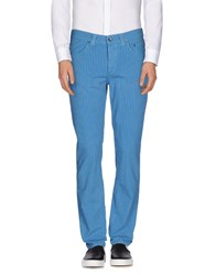 Jeckerson Trousers Casual Trousers Men Azure