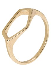 Selected Femme Sfkylie Ring Goldcoloured