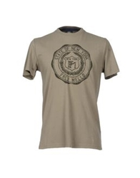 Fred Mello T Shirts Military Green