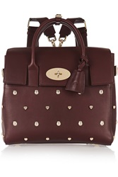 Mulberry Cara Delevingne Medium Studded Leather Backpack