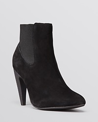 Jeffrey Campbell Pointed Toe Booties Calzino Dressy High Heel Black
