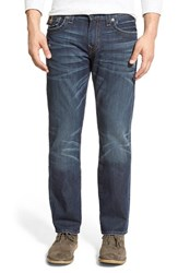 Men's True Religion Brand Jeans 'Ricky' Relaxed Fit Jeans Block City