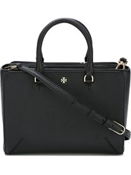 Tory Burch Small Tote Bag Black