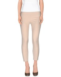 Betty Blue Trousers 3 4 Length Trousers Women Beige