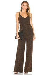 Wyldr Night Fever Jumpsuit Black