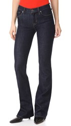 Hudson Drew Mid Rise Boot Cut Jeans Timeless