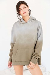 Out From Under Boyfriend Hoodie Sweatshirt Grey