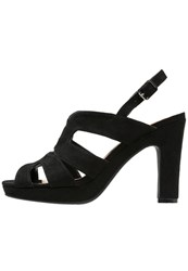 Anna Field High Heeled Sandals Black