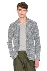 Robert Geller Richard Jacket Gray