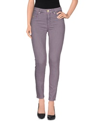 Marani Jeans Denim Pants Purple