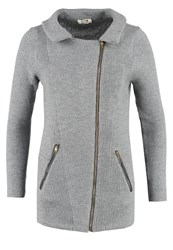 Molly Bracken Cardigan Gris Grey