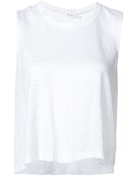 A.L.C. 'Ines' Tank Top White