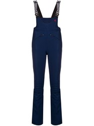 Perfect Moment Gt Racing Dungarees Blue
