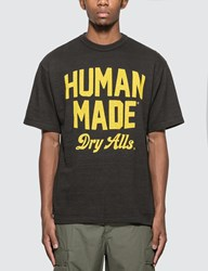 Human Made T Shirt 1802 Black
