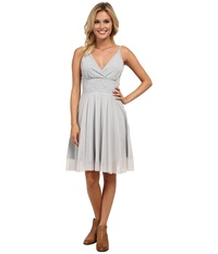 Roper 9752 Lt. Wt. Heather Jersey Sun Dress Grey Women's Dress Gray