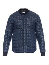 Tim Coppens Quilted Bomber Jacket