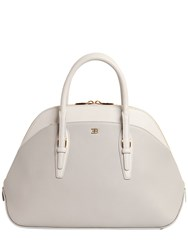 Ettore Bugatti Collection Lady Leather Top Handle Bag