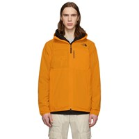 The North Face Orange Dome 2 Wind Jacket