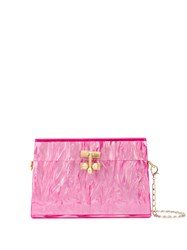 Edie Parker Padlock Shoulder Bag 60