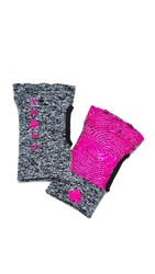 Props Athletics Freedom Athletic Compression Gloves Grey Pink