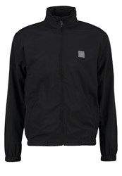 Carhartt Wip Cross Tracksuit Top Black