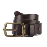 Scotch And Soda Men's Leather Belt Brown