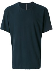 Attachment Boxy T Shirt Blue