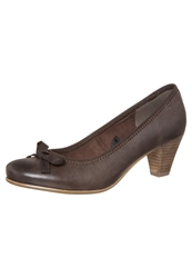 S.Oliver Classic Heels Mocca Brown