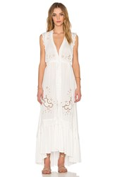 Spell And The Gypsy Collective Isla Bonita Duster Dress White