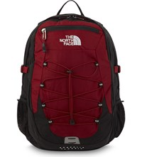 The North Face Borealis Backpack Red Tnf Black