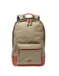 Fossil Estate Backpack Olive