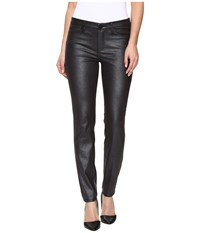 Blank Nyc Coated Metallic Skinny In Bad Decisions Bad Decisions Women's Jeans Black